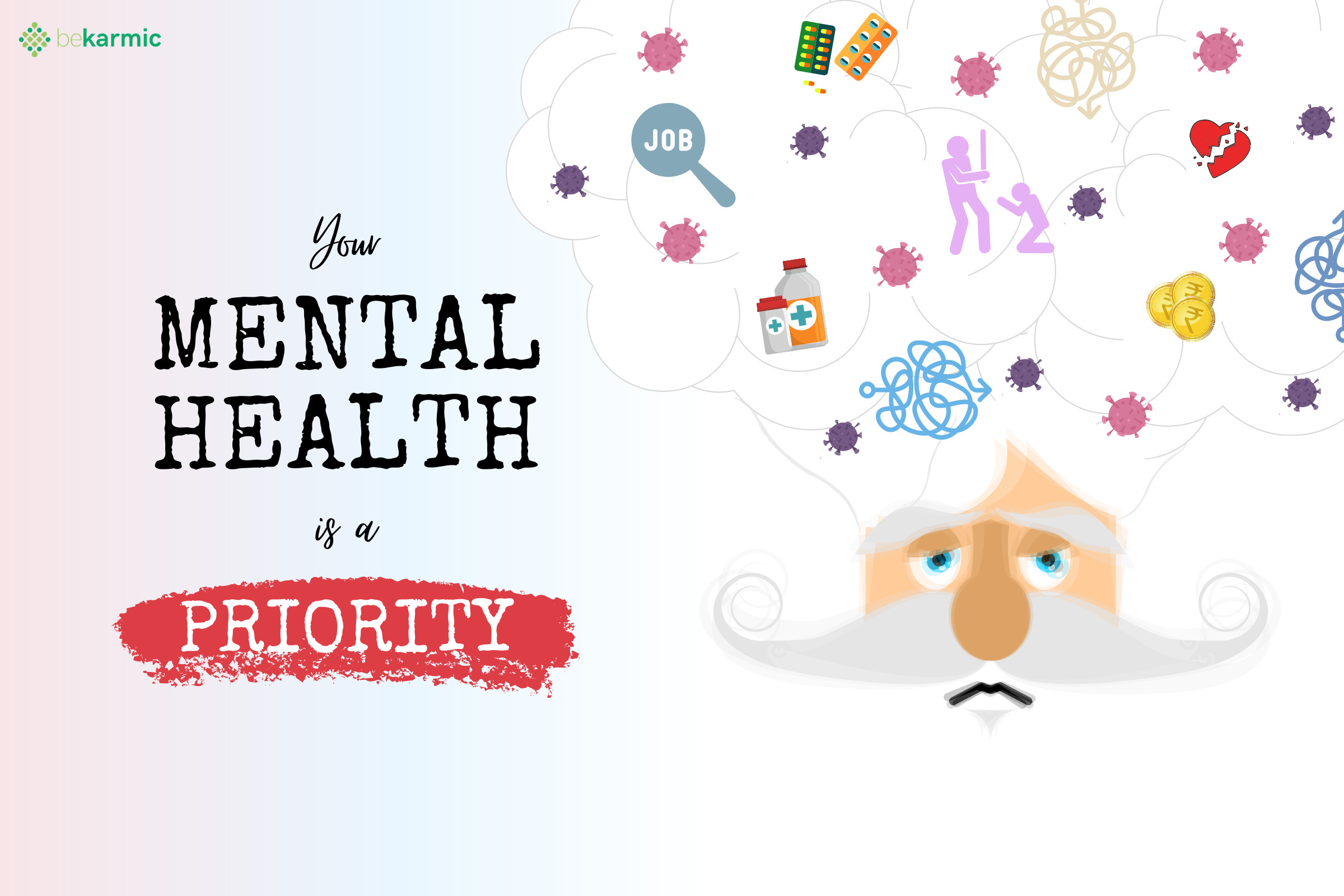Mental health during COVID-19: A silent pandemic
