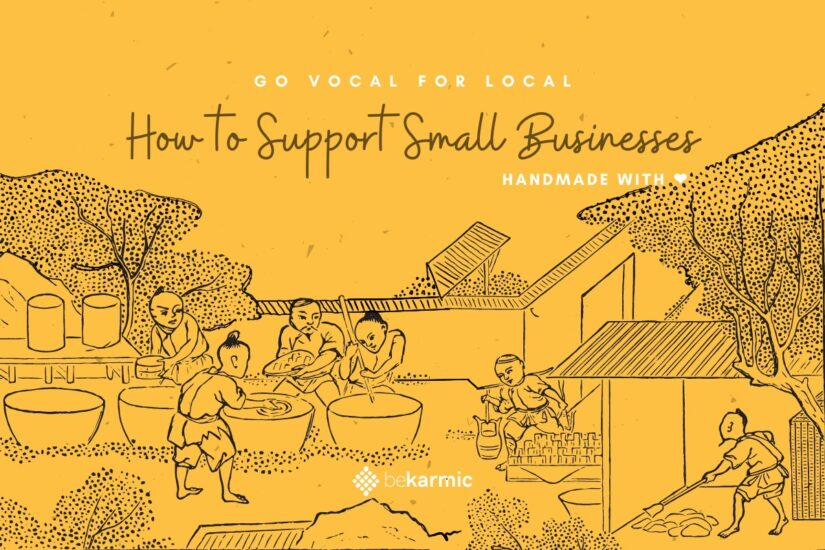 How to support the small businesses during Covid-19