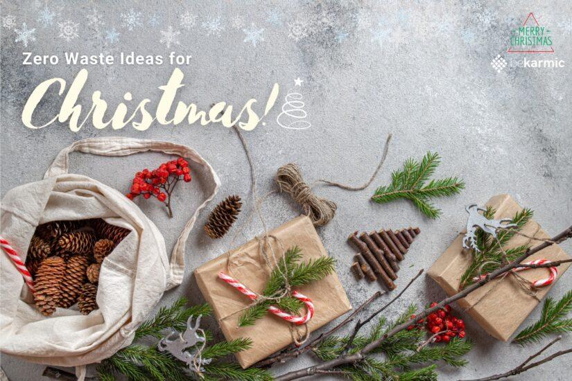 Top 10 ways to celebrate Zero-Waste Christmas